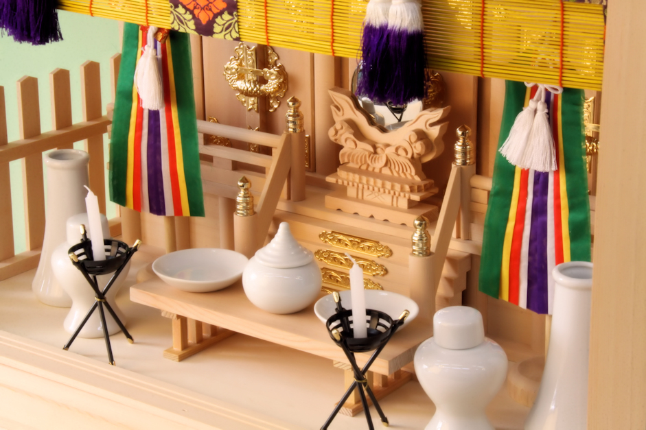 おまかせ工房 ガラス箱宮 本雅三社 尾州桧の祭り例